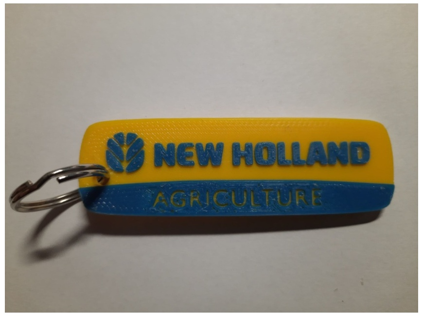 Privesok New Holland