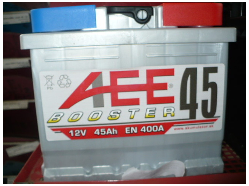 AEE BOOSTER 12V 45Ah
