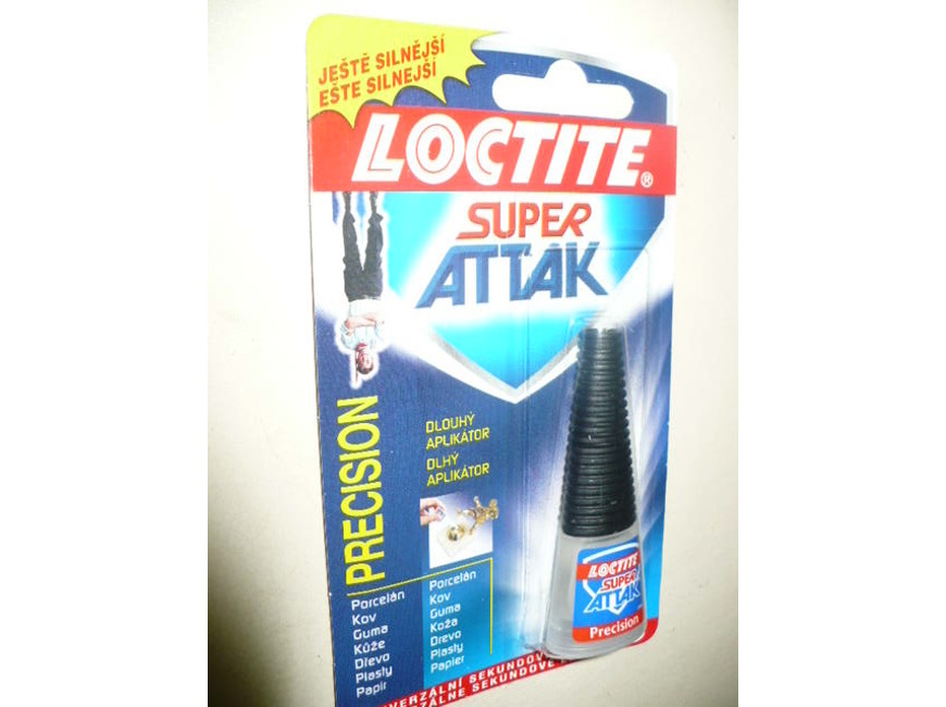 Loctite 401 Super attak 5g