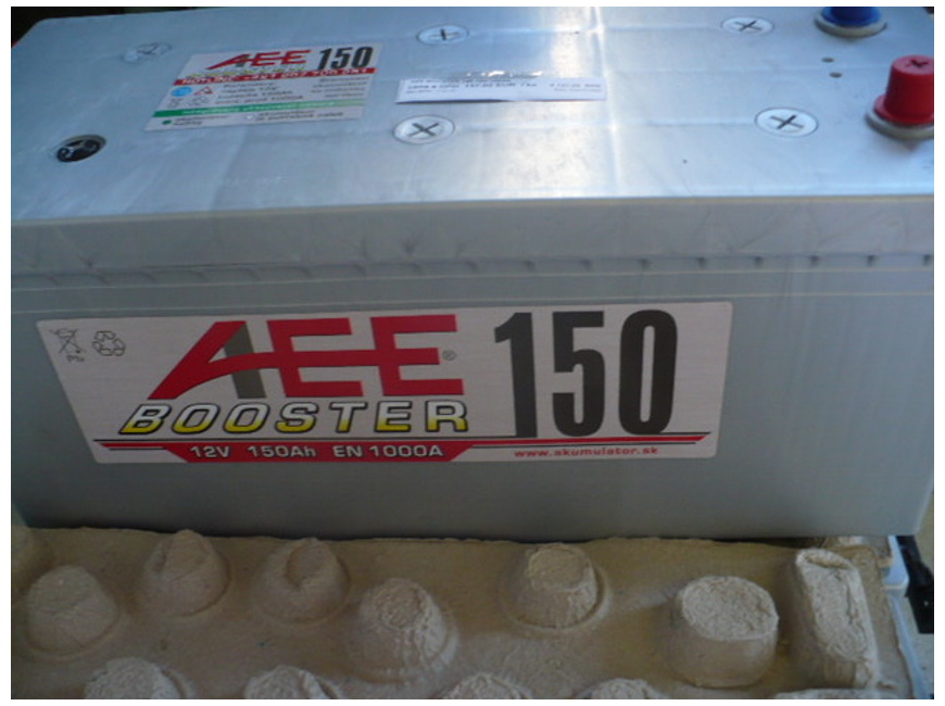 AEE BOOSTER 12V 150Ah